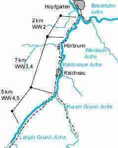 kelchsauer- plan sytuacyjny