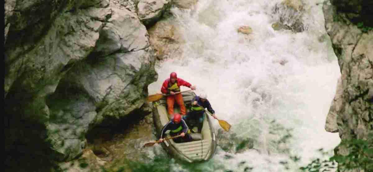 Lemmerofen za esownicą _czerwiec 2003-niski stan wody