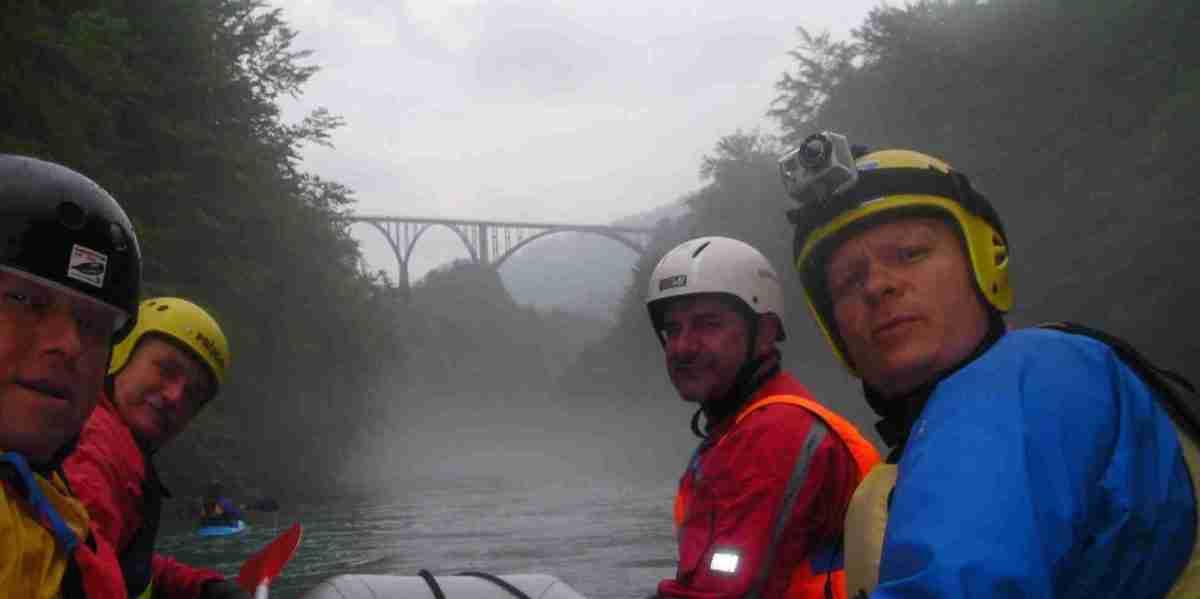 Most na Tarze - maj 2011